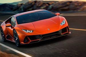 Lamborghini Huracan Evo trình làng, giá từ 6,1 tỷ VNĐ