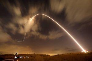 Israel đánh chặn thành công tên lửa từ Gaza