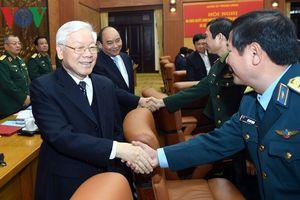 Tổng Bí thư: Cương quyết xử lý tiêu cực là nâng cao uy tín quân đội