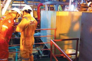 TCT Dung dịch khoan và Hóa phẩm Dầu khí: Sự lưu lạc của dòng tiền