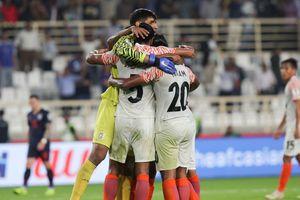 Hạ Thái Lan, Ấn Độ có chiến thắng đậm nhất Asian Cup