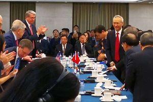 Trung Quốc - Mỹ nói gì sau ngày đàm phán thương mại đầu tiên?