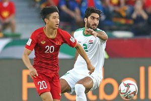 Thua ngược Iraq, tuyển Việt Nam gặp khó ở Asian Cup