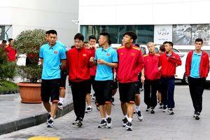 Lịch trực tiếp Asian Cup 2019 ngày 8/1 trên VTV5, VTV6 và Fox Sports: Đội tuyển Việt Nam xuất quân