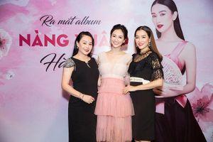Á hậu Hà Thu trở lại bolero với album Nàng xuân