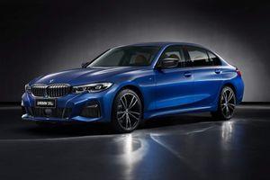 BMW ra mắt 3-Series 2019 phiên bản kéo dài