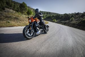 Harley-Davidson LiveWire - mở đầu kỷ nguyên môtô điện của hãng xe Mỹ