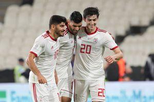Iran thắng đậm Yemen trước khi gặp Việt Nam