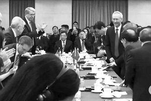 Mỹ-Trung đàm phán thương mại