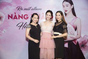 Á hậu Hà Thu khoe giọng hát bolero cực ngọt trong 'Nàng xuân'