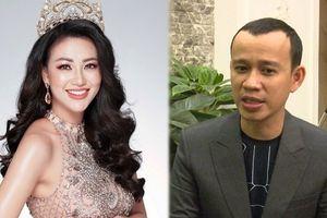 Phúc Nguyễn nuối tiếc về những tin đồn đến với Hoa hậu Phương Khánh