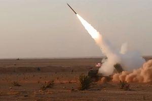 Mỹ dùng pháo phản lực hạng nặng khai hỏa tại At-Tanf