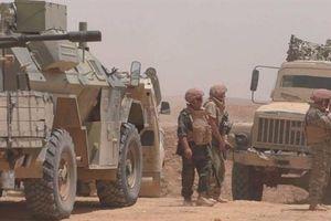 Quân Nga bất ngờ vào tuần tra Manbij