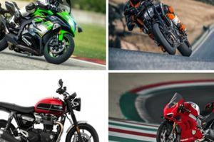 Top 6 môtô có hiệu suất cực tốt đáng mong đợi nhất năm 2019