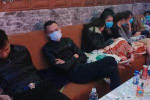 Gia Lai: Hàng chục nam nữ phê ma túy, bật nhạc công suất lớn nhảy nhót