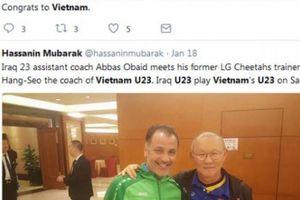 U23 Việt Nam từng hạ ĐT Iraq tại giải... U23 châu Á?