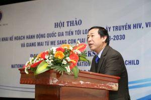 Việt Nam phấn đấu loại trừ viêm gan B từ mẹ sang con