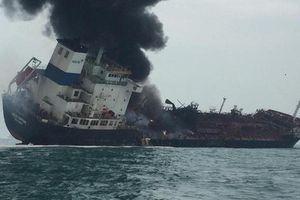 Danh sách 25 thuyền viên người Việt trên tàu Aulac Fortune bị cháy ngoài khơi Hồng Kông