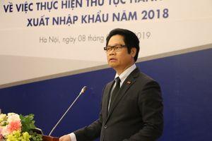 Công bố mức độ hài lòng của doanh nghiệp về việc thực hiện thủ tục hành chính xuất nhập khẩu