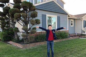 Chiêm ngưỡng căn nhà triệu đô của con trai Quang Dũng