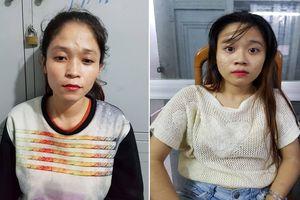 TP HCM: Bắt giữ 2 'nữ quái' chuyên trộm điện thoại trên phố