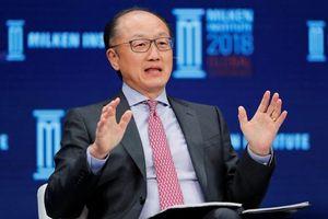 Trung Quốc có thể gặp bất lợi khi Chủ tịch Ngân hàng thế giới từ chức