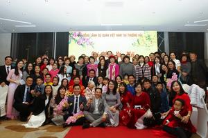Tưng bừng Tết cộng đồng tại Thượng Hải năm 2019