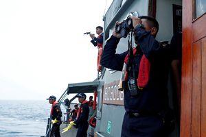 Indonesia nối lại tìm kiếm hộp đen thứ 2 của máy bay Lion Air