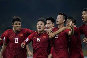 Quang Hải 'chạy đua' cùng hai nhà vô địch ASIAD ở Cúp Chiến thắng 2018
