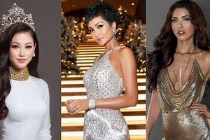 H'Hen Niê, Minh Tú, Phương Khánh lọt top 25 cô gái đẹp nhất thế giới