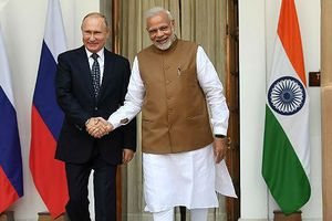 Tổng thống Nga mời Thủ tướng Ấn Độ sang làm thượng khách