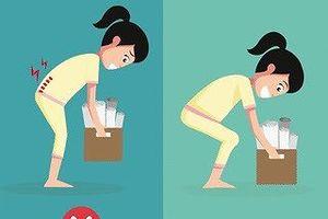 Mẹo hay: 5 động tác đơn giản bảo vệ cột sống