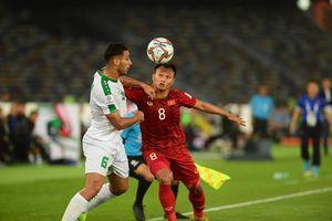Video bàn thắng Việt Nam 2-3 Iraq