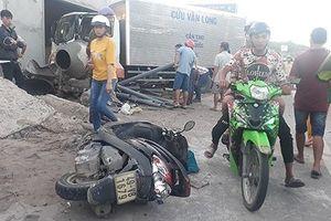 Bắt tạm giam tài xế xe tải gây tai nạn làm chết 2 người ở Phú Quốc