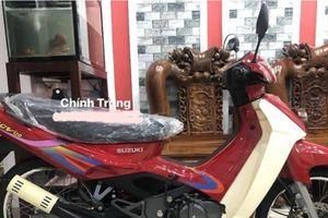 'Hét giá' 1 tỷ đồng tại Việt Nam, xe máy Suzuki RGV 120 có gì đặc biệt?