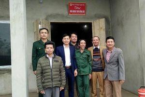 Hoạt động từ thiện, hỗ trợ gia đình khó khăn, học sinh nghèo tại Nghệ An