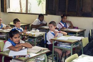 Khánh thành Trường Hữu nghị Cuba-Việt Nam cho trẻ khuyết tật