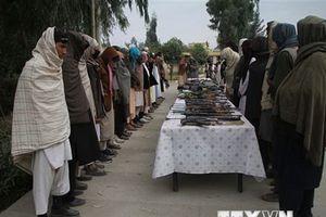 Phiến quân Taliban bất ngờ hủy đối thoại với quan chức Mỹ