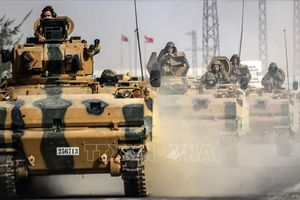 Thổ Nhĩ Kỳ cam kết bảo vệ người Kurd tại Syria