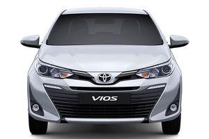 Cập nhật bảng giá xe Toyota tháng 1/2019