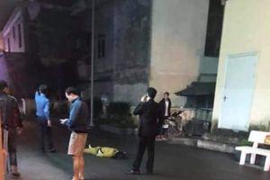 Hà Nội: Một phụ nữ rơi từ tầng 19 chung cư tử vong