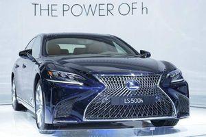 Chi tiết Lexus LS500h giá 8,75 tỷ đồng, vừa ra mắt tại Việt Nam