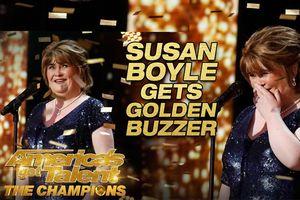 Susan Boyle khuynh đảo sân khấu America's Got Talent, vừa trở lại đã 'phóng thẳng' vào chung kết