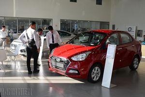 Hyundai Grand i10 hụt hơi giai đoạn 'chạy nước rút', Vios giữ vững ngôi vương
