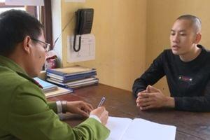 Ninh Bình: Nam thanh niên mang súng tự chế đi giải quyết mâu thuẫn