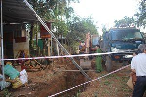 Quảng Ngãi: Bom phát nổ trong khu vực dân cư
