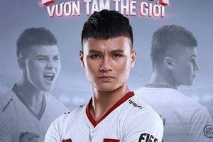 Cầu thủ Quang Hải lọt top 10 gương mặt trẻ Thủ đô tiêu biểu 2018
