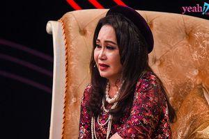 Nghệ sĩ Thanh Hằng khóc sưng mắt khi thí sinh cam tâm bỏ rơi mẹ