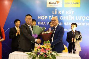 Tiền của người cho vay trên sàn Tima sẽ được Nam A Bank quản lý
