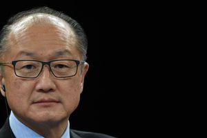 Chủ tịch WB bất ngờ quyết định từ chức
